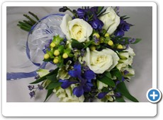 blue-and-white-prom-bouquet