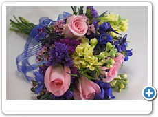 blue-pink-yellow-prom-flowers