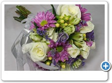 lavender-white-silver-prom-flowers