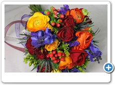 mixed-colored-prom-bouquet