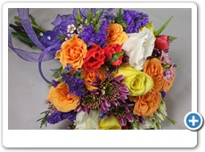 mixed-flowers-for-purple-dress