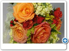 orange-peach-yellow-flowers-for-prom