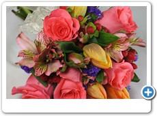 peach-prom-bouquet