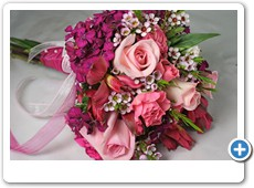 pink-and-fuscia-prom-flowers