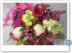 pink-rasberry-prom-bouquet