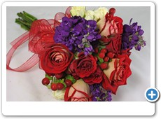 red-and-purple-prom-flowers